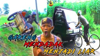 GARENG MENDADAK JADI LIAR | Exstrim Lucu The Series | Funny Videos | TRY NOT TO LAUGH . KEMEKEL TV