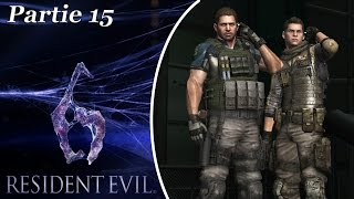 Resident Evil 6 ~ First Aid Spray à la rescousse - Partie 15 (ft. Luzid)