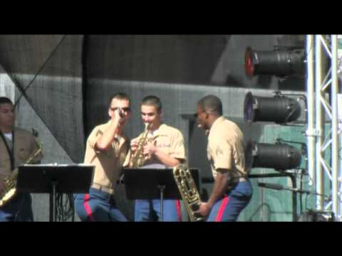 US Marine Corps Forces Pacific Show Band