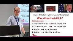 medArt 2018: Mittwoch 02 Die Cholesterin Luege C Mueller