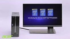 Acer Aspire XC-605 Desktop PC
