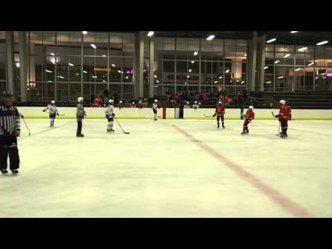 Warriors vs Sabres (u18) Ice Hockey