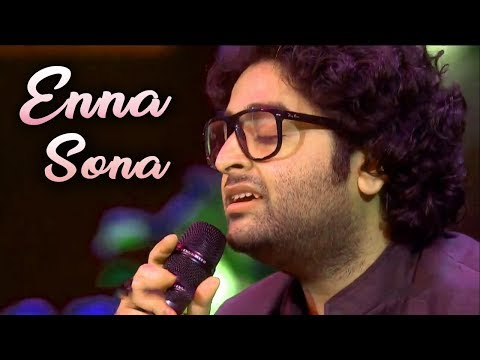 Enna Sona   Arijit Singh Live    Best Soulful Live Performance 2017