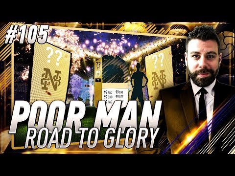 OMG WE PACK A HIGH RATED ICON ON THE ROAD TO GLORY!!!! Poor