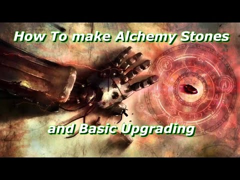 Black Desert Online  Making/upgrading Alchemy stones Basic Guide