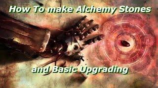 Black Desert Online  Making/upgrading Alchemy stones Basic Guide