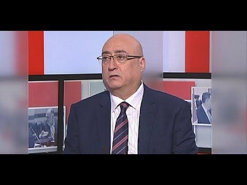 حوار اليوم مع المحامي جوزيف ابو فاضل - كاتب ومحلل سياسي