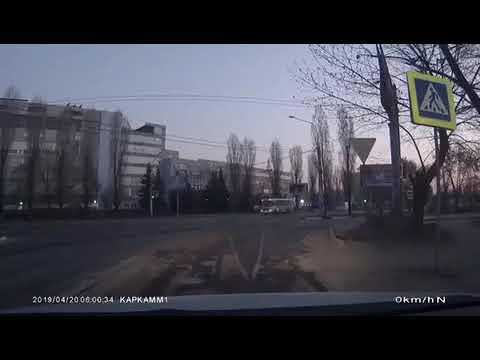 Видео страшного ДТП в Воронеже