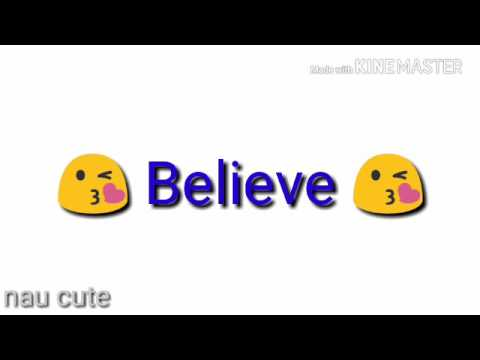 Believe Lirik
