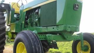 John Deere model 4230 Tractor Overhaul