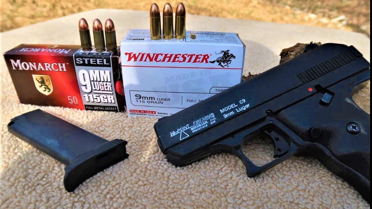 Hi Point C 9 Pistol 9mm