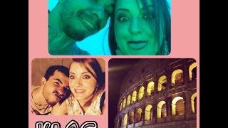 VLOG : ROMA DI NOTTE E BASTONE SELFIE ♥