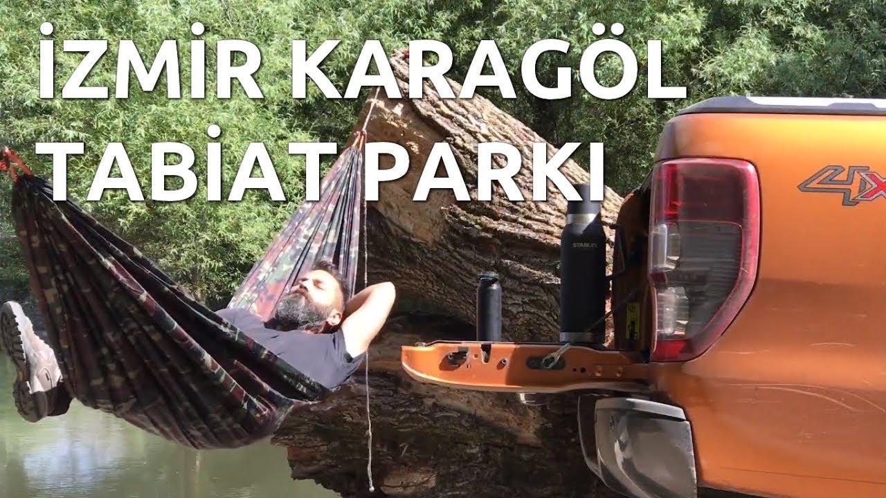 Karagöl Tabiat Parkı - İzmir Gezi Notları