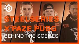 Steelseries x FaZe PUBG - Behind the Scenes