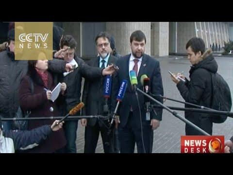 Ukraine Crisis: peace talks fall apart in Minsk