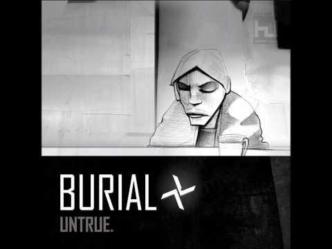 Burial: Archangel (Hyperdub 2007)