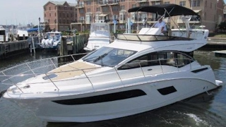 2016 Sea Ray 400 Fly Sport Yacht For Sale at MarineMax Baltimore