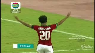 Adu penalti Indonesia vs Thailand. Juaraaaaaa!