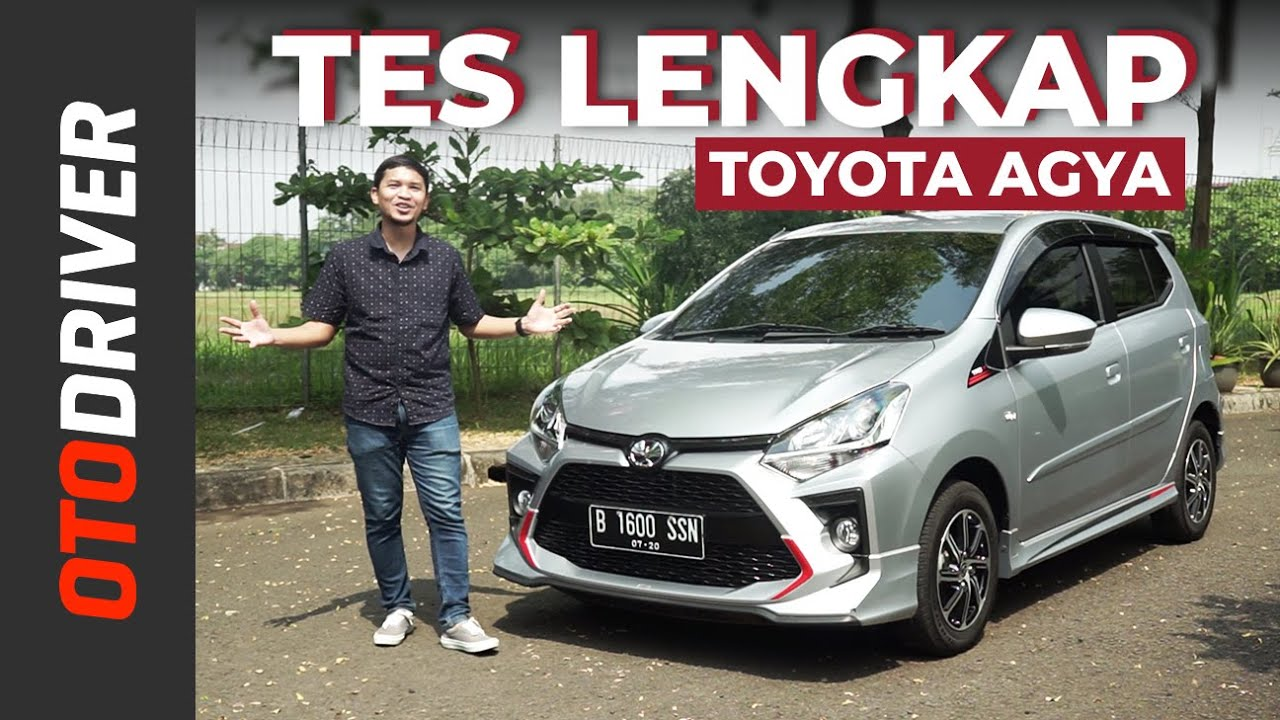 Toyota Agya 2020 | Review Indonesia | OtoDriver