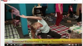Foundations of Svaroopa® Yoga