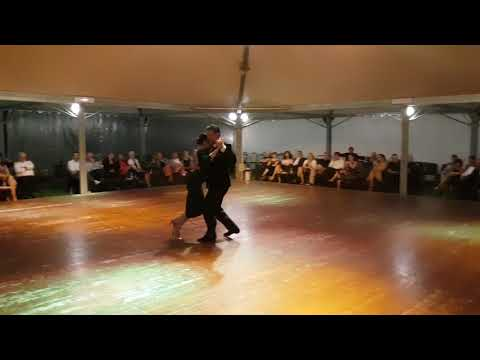 Stefano Arioli & Chiara Luisi  Tenuta Canta Torino 07-09-2018   3/4