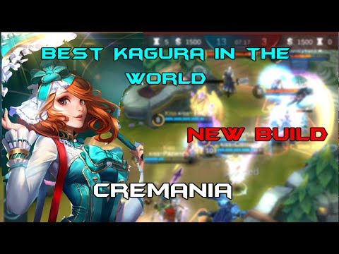 NEW BUILD from Best Kagura in the World - Cremania - Perfect KDA