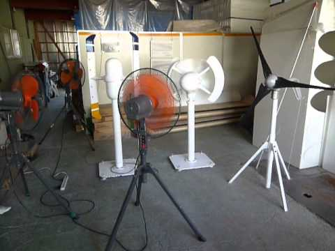 New Wind Energy  Technology
