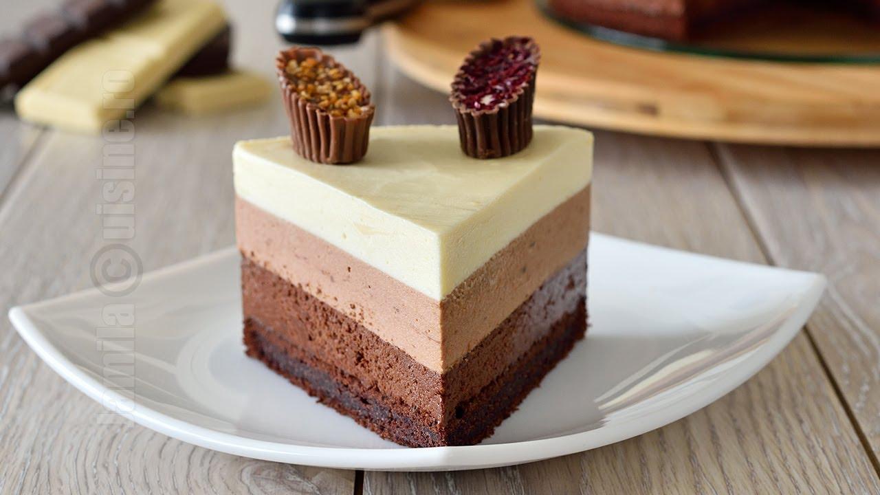трио торт
