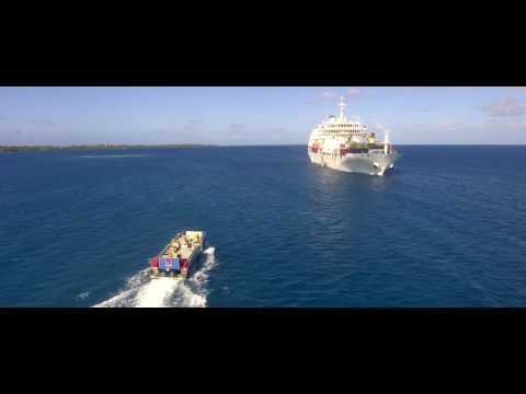 The amazing Aranui video - Eka Eka