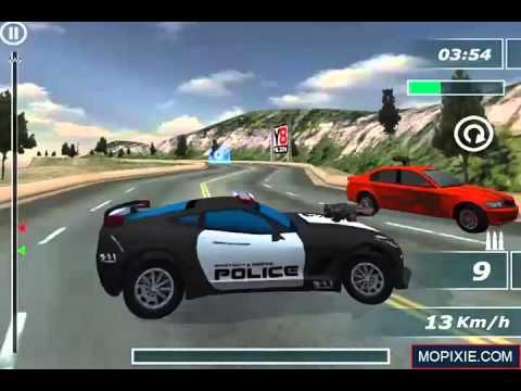 Highway Squad Speed