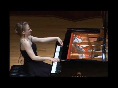 Rachmaninoff Variations on a theme by Chopin op.22 - Marianna Prjevalskaya