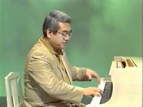 羽田健太郎(ハネケンのピアノリラックス1) - YouTube