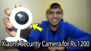 видео Xiaomi Chuangmi Smart Camera