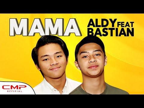 Bastian Simbolon, Aldi Siregar - Mama (Official Lyric Video)