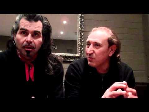 Litfiba Interview Part 1   03.03.11 Piero Pelù Federico [Ghi