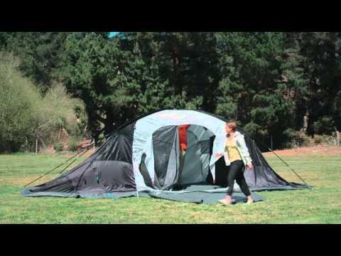 How To Pitch A Kathmandu Retreat 320 Tent