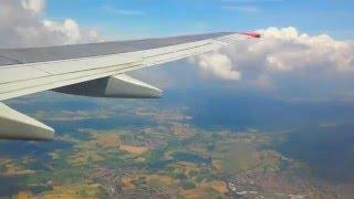 Как папа летал на самолёте