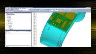 wearable technology smart watch simulation with ansys