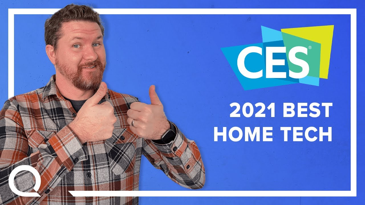 Make Your Home an Oasis in 2021 | CES Best Smart Home Tech