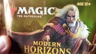 Rudy DESTROYS a PATRONS Modern Horizon box opening