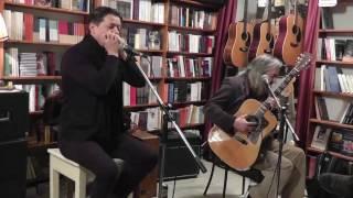 Fekete Jenő és Horváth Misi koncertje a Józsefvárosi Galériában