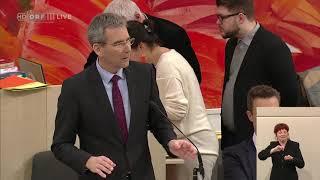 Nationalratssitzung vom 21. März 2018 | ORF3
