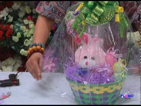How to make your own easter basket without candy flomonygala how to make your own easter basket without candy flomonygala corp youtube negle Image collections