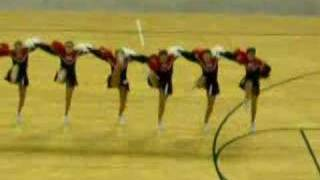 2007 Mid American Pom Pon State Champs Divine Child