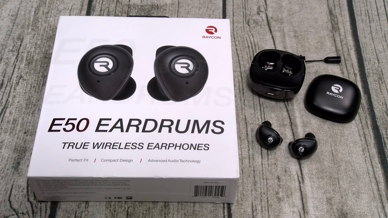 af8a5992cdd Raycon E50 Eardrums - Are They Worth $70? - YouTube