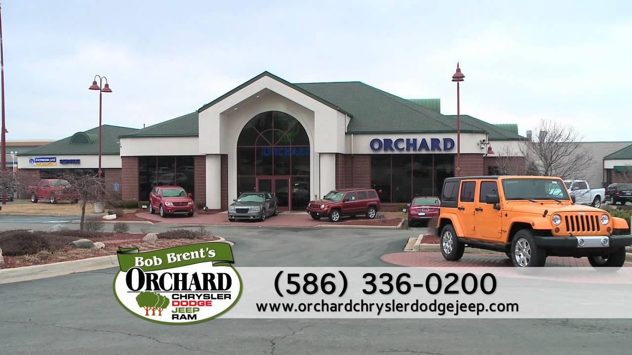 Orchard Chrysler Jeep Dealership Commercial Featuring Eddie Venom