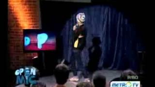 ARAB MENGGILA Stand Up Comedy.. KOPLAK BENER...