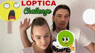 TATINA OSVETA! LOPTICA CHALLENGE! STA GUBITNIK MORA DA POJEDE?