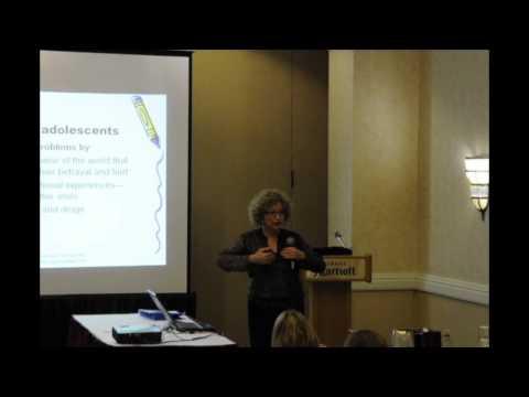 Dr. Patricia O'Gorman Ph.D : 2012 ASAP Youth Summit Keynote Address & Workshop Excerpts