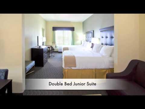 Holiday Inn Express & Suites Waycross -Waycross, Georgia